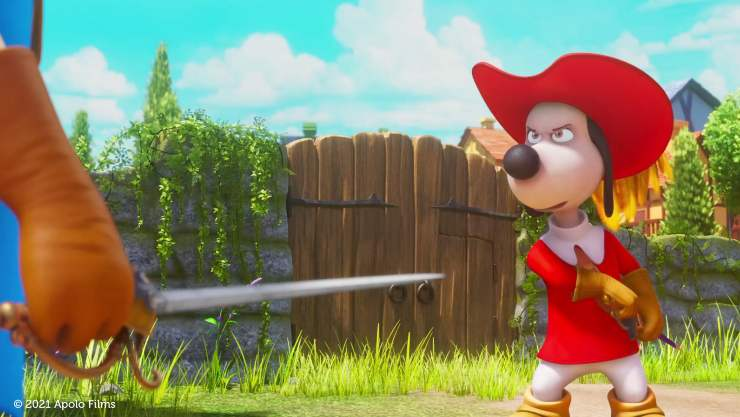 Watch First Trailer For Dogtanian And The Three Muskehounds