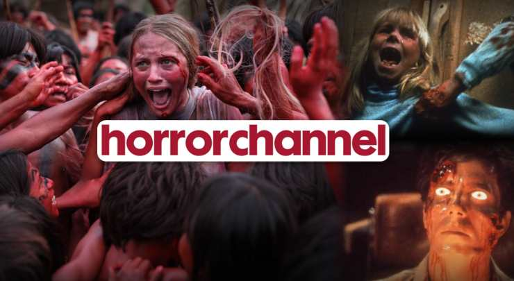July Will Be A 'Shocker' Over At The Horror Channel
