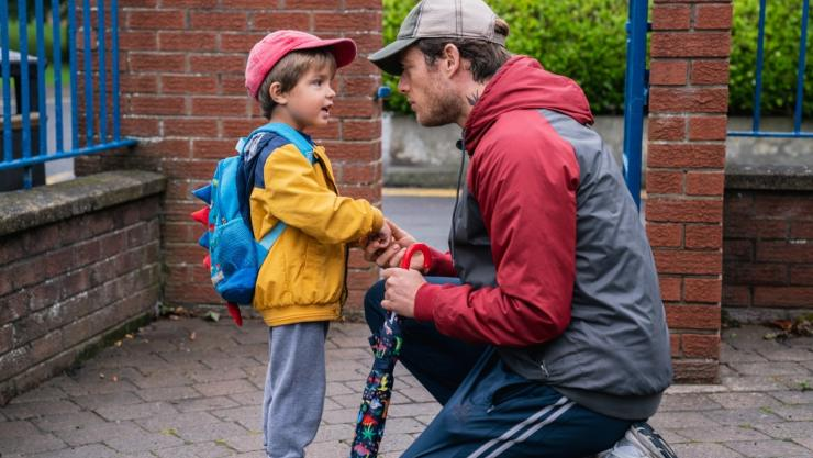 In Nowhere Special UK Trailer James Norton Is Devoted To His Son