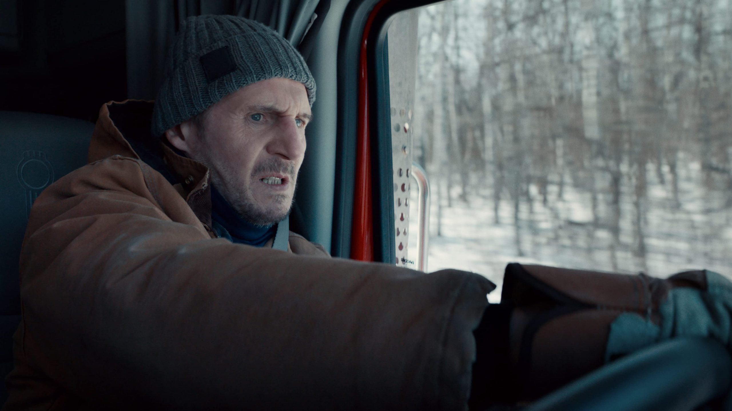 Digital Review – The Ice Road (2021)