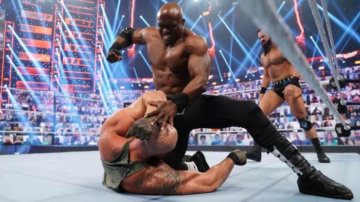 Win WWE Wrestlemania Backlash 2021 On DVD
