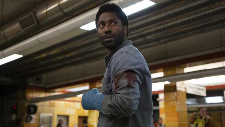 John David Washington Is On The Run In Beckett Trailer