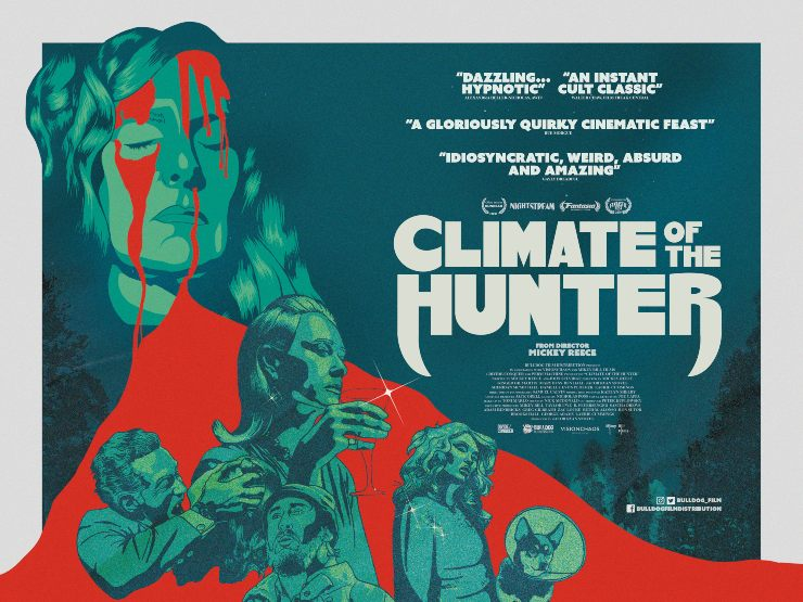Win Digital HD Copy Of Climate Of The Hunter!