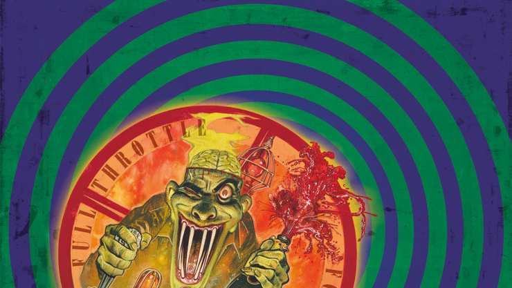 Frightfest Reveal Graham Humphreys' Awesome Arrow Video Frightfest Artwork
