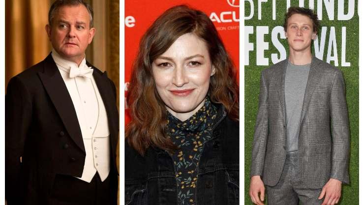 Hugh Bonneville, Kelly MacDonald, George McKay I Came By For Netflix