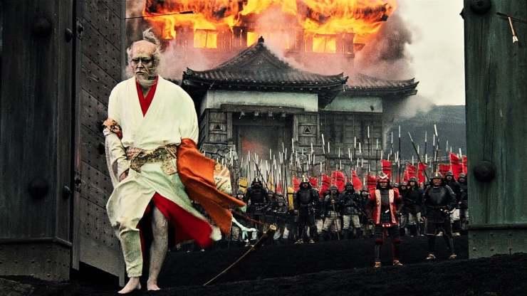 Akira Kurosawa's  RAN Getting A 4K Blu-Ray Release