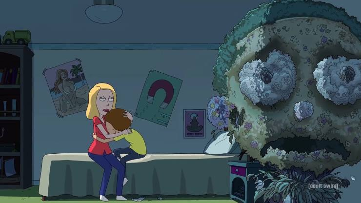 Television Review – Rick and Morty: Season 5 Episode 3 – A Rickconvenient Mort