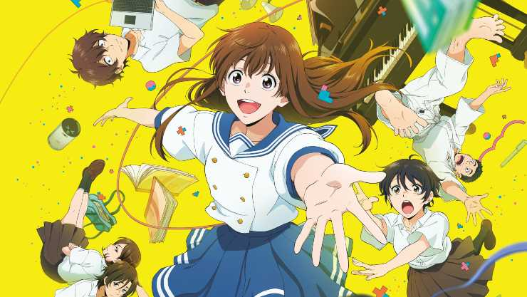 Funimation Set To Give Anime Sing a Bit of Harmony A UK Release