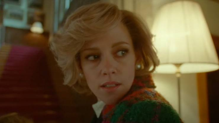 Pablo Larrain's Spencer First Trailer Kristen Stewart As Princess Diana