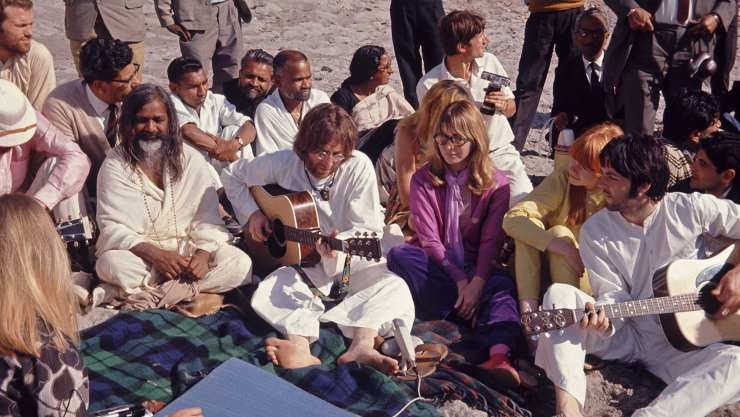 Watch UK Trailer For The Beatles And India Documentary