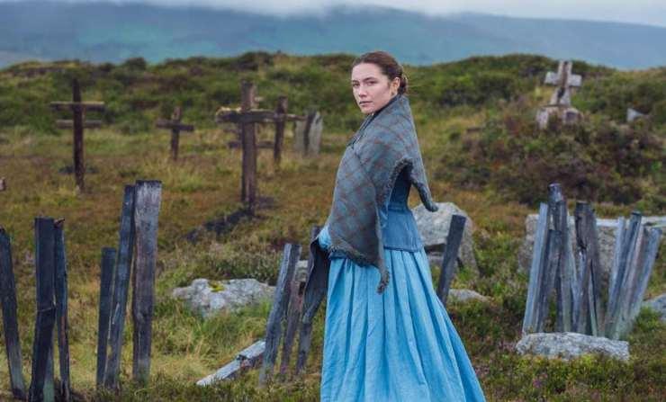 First Look At Florence Pugh Netflix's Thriller The Wonder