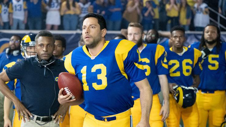 Zachary Levi Never Gives Up In American Underdog Trailer