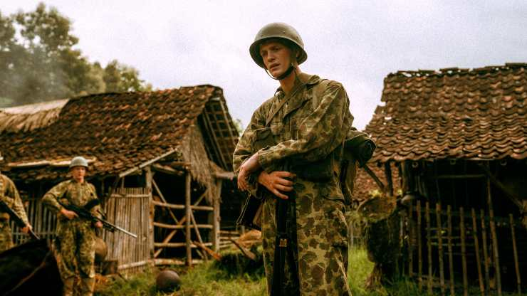 The East UK Trailer Highlights The Burden Of War