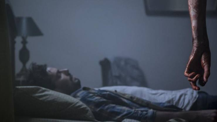 Win Demián Rugna's Terrified On Blu-Ray