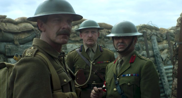 When Push Comes To Shovel: Trench Warfare On The Silver Screen