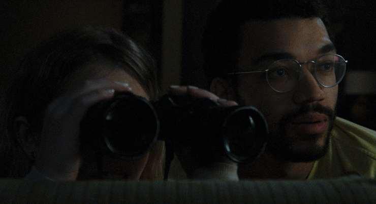 Film Review – The Voyeurs (2021)