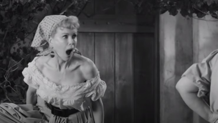 Nicole Kidman Is Lucile Ball In Being The Ricardos Trailer