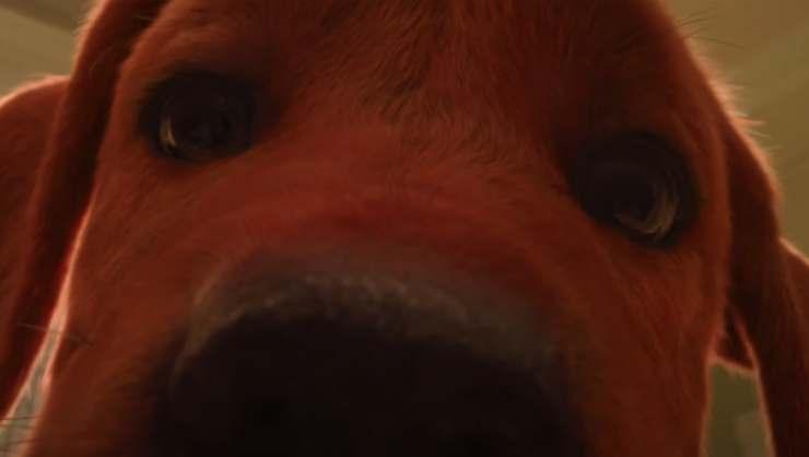 Clifford The Big Red Dog Second Trailer Is A Good 'Big' Boy'!