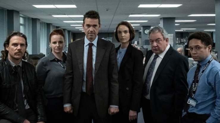 First Look At Irvine Welsh's TV Series Crime Trailer