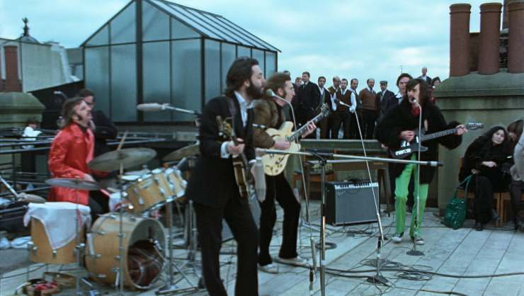Peter Jackson's The Beatles: Get Back Gets New Trailer