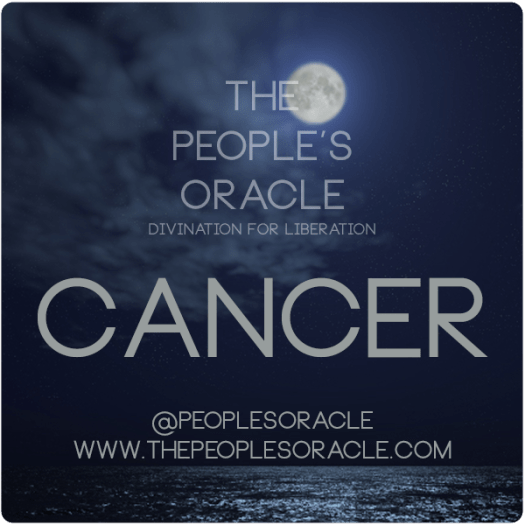 Cancer by @PeoplesOracle