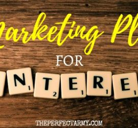 Pinterest Marketing Plan