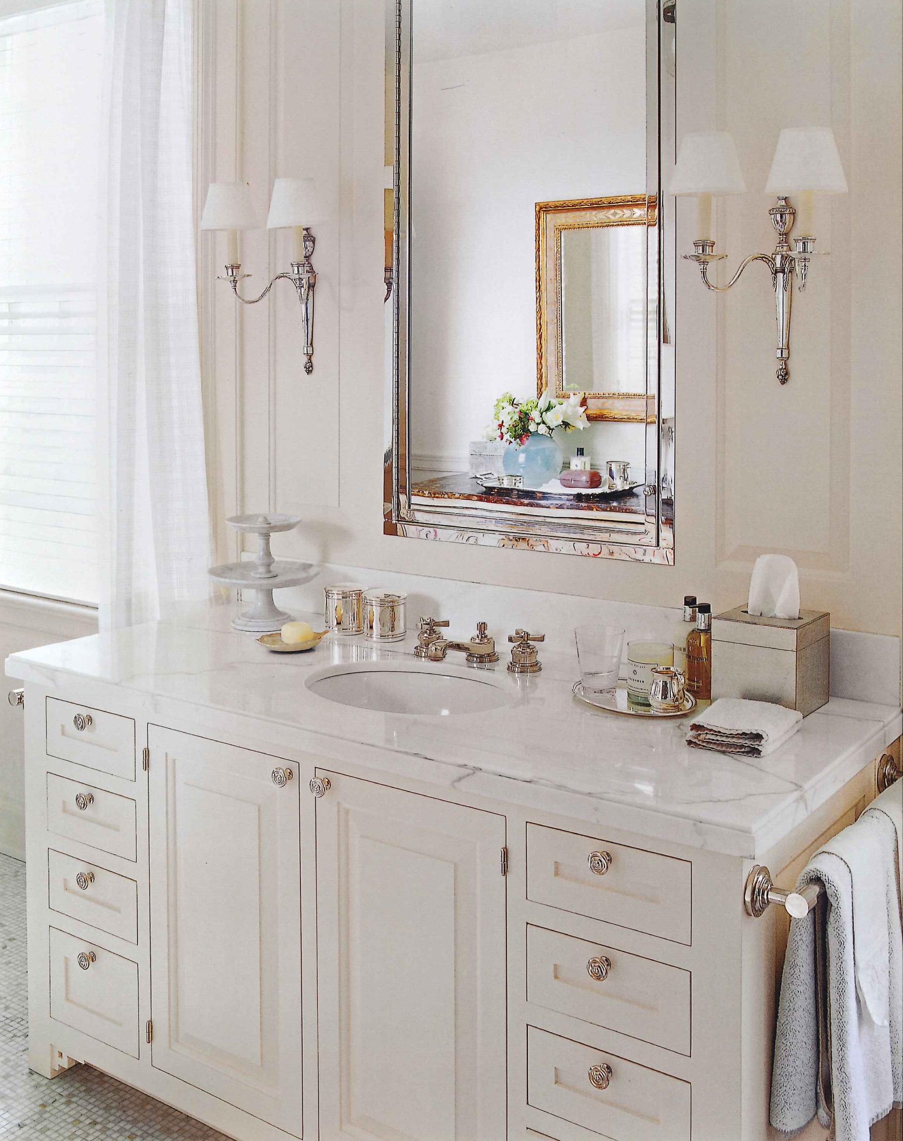 American Modern Thomas OBrien  The Perfect Bath