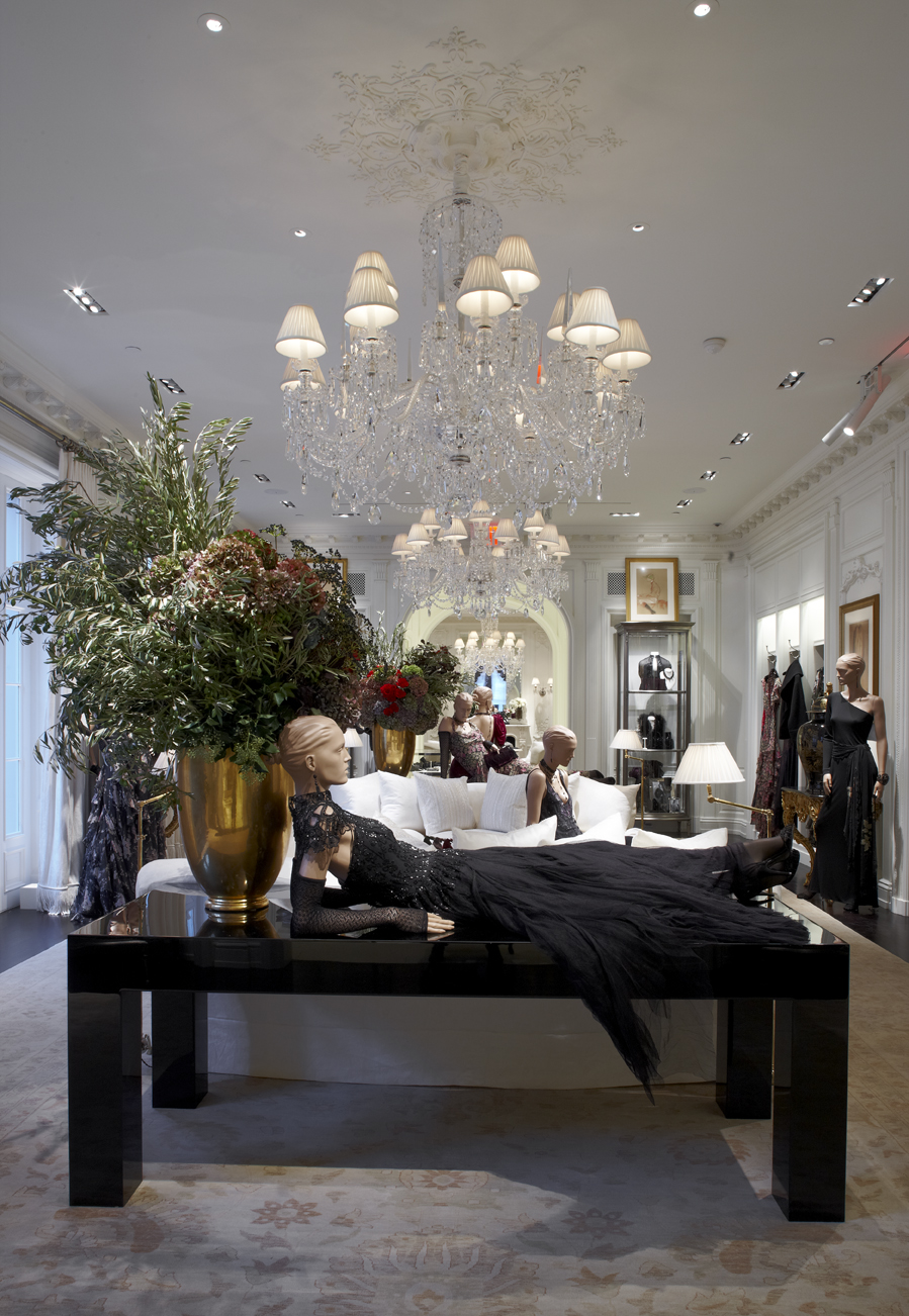 Ralph Lauren Interior Design The Perfect Black