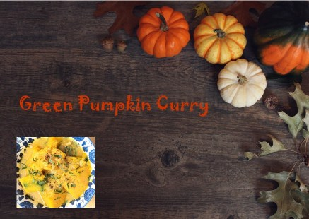 banner image of pumpkin curry