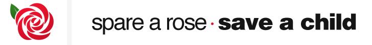 Spare A Rose, Save A Child