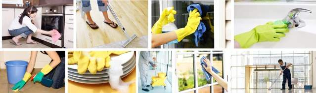 The Importance of Commercial Cleaners