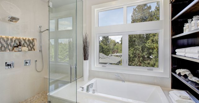 Frameless Shower Screens From Frameless Shower Boxes Hill