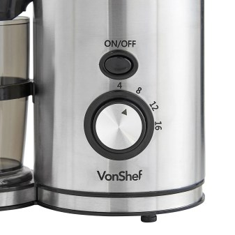vonshef-premium-burr-coffee-grinder-settings