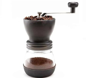 Review of the Cooko Manual coffee grinder