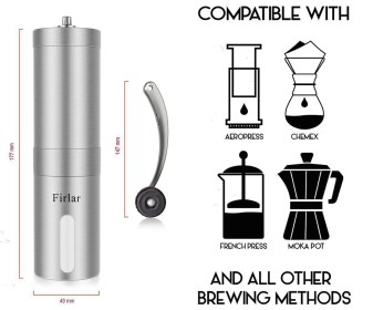 uses for the finlar manual grinder