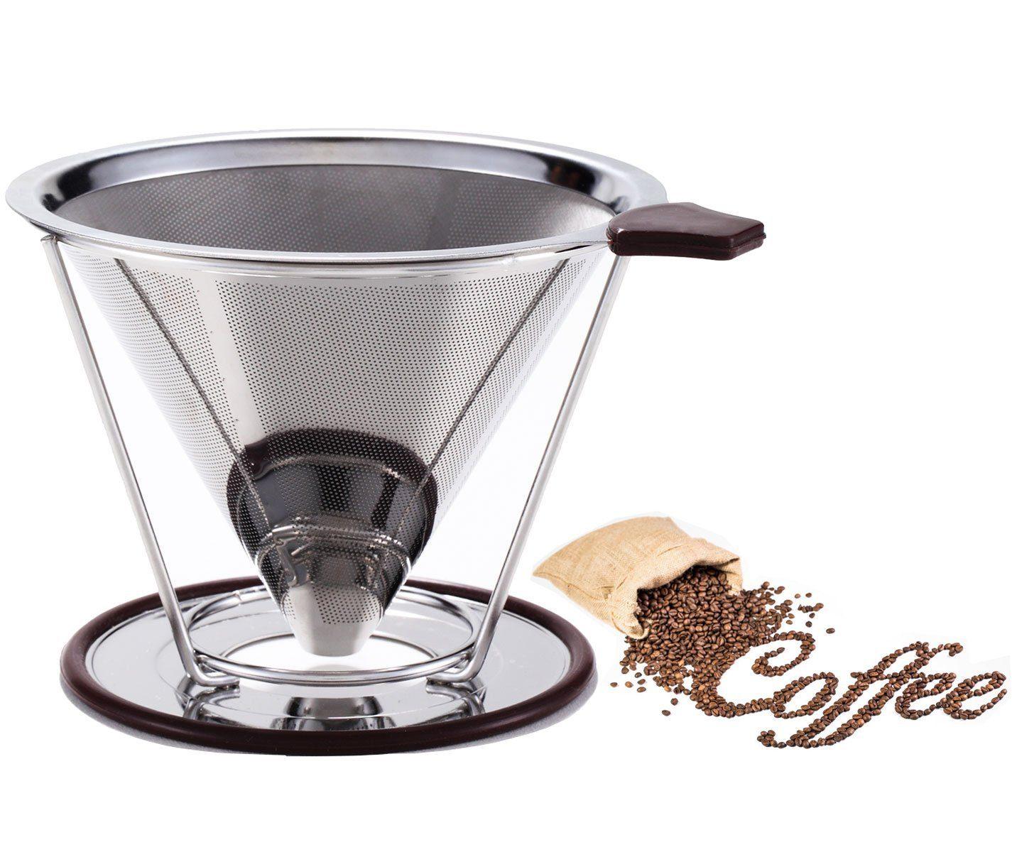 coffee cone brewing method