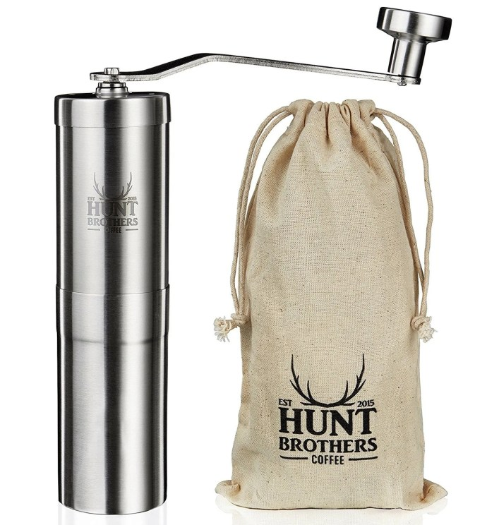 Hunt Brothers Coffee Grinder