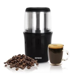 Electric Grinder Kitchen Metal Wall Tiles For Duronic Coffee Review The Perfect Grind