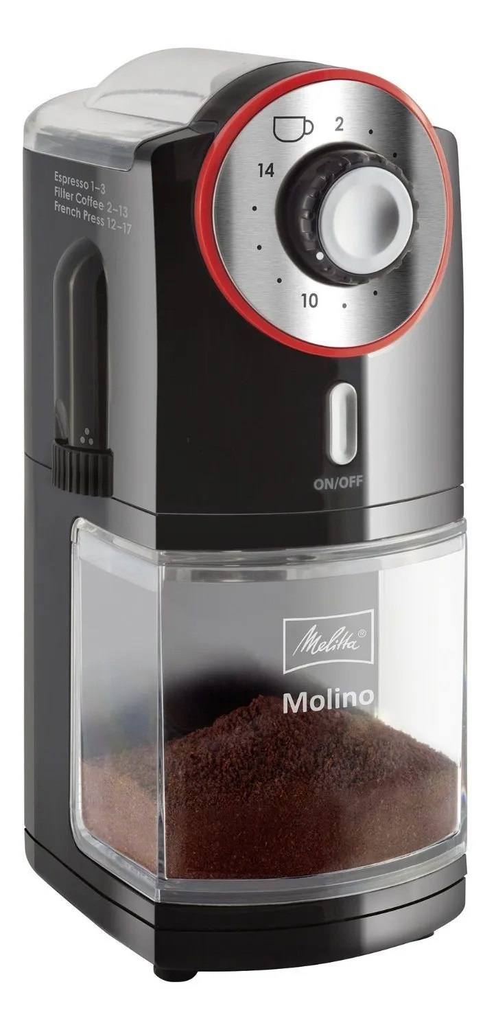 Melitta Molino Electric Burr Grinder Review