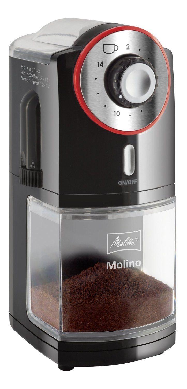 Melitta Molino Electric Burr Grinder Review
