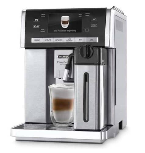 DeLonghi ESAM 6900.M - PrimaDonna Exclusive Bean-to-cup machine review