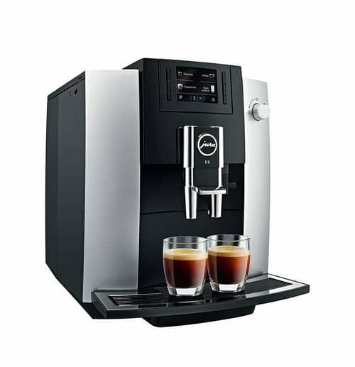 JURA 15079 E6 Coffee Machine