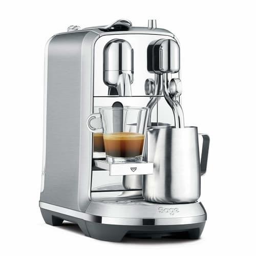 Nespresso Creatista Plus Coffee Machine review