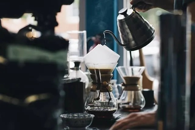 mistakes made when brewing coffee