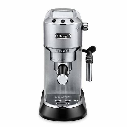 pump style espresso machine