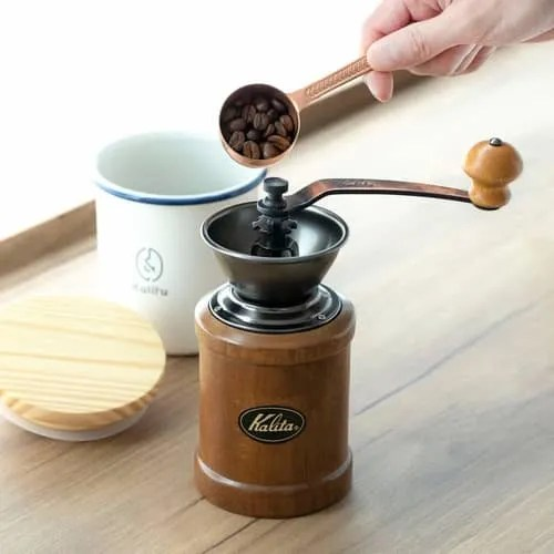Kalita Coffee Mill KH-3 Retro One Review