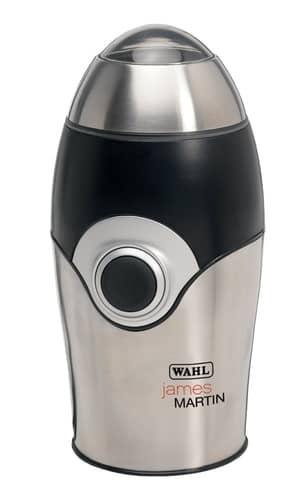grind coffee using a mini grinder