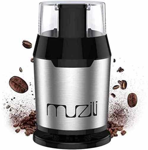 muzili coffee grinder review