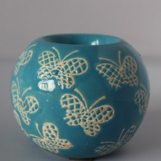 ceramic tealight candle holder