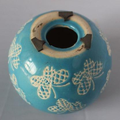 ceramic tealight candle holder